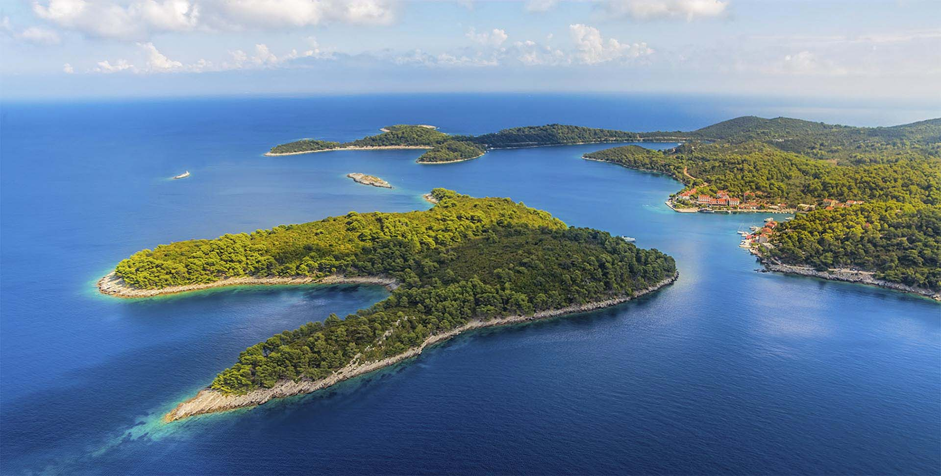 Croatia National Park Mljet