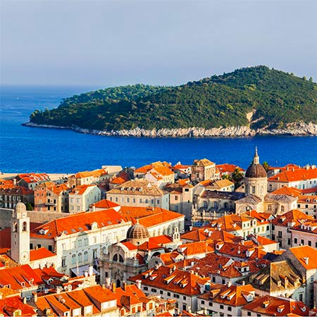Dubrovnik And Lokrum